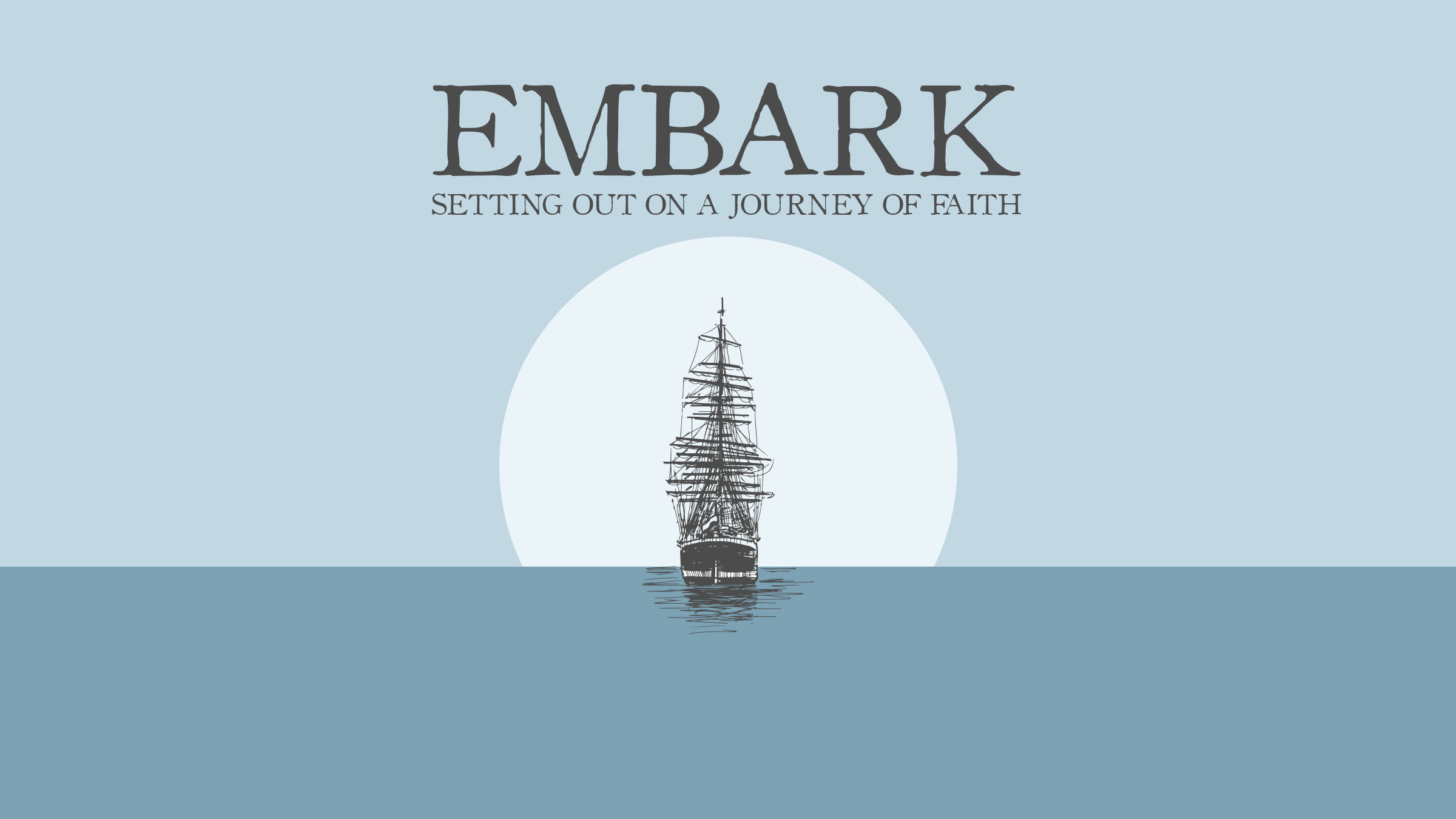 Embark: Rough Waters (Sun)