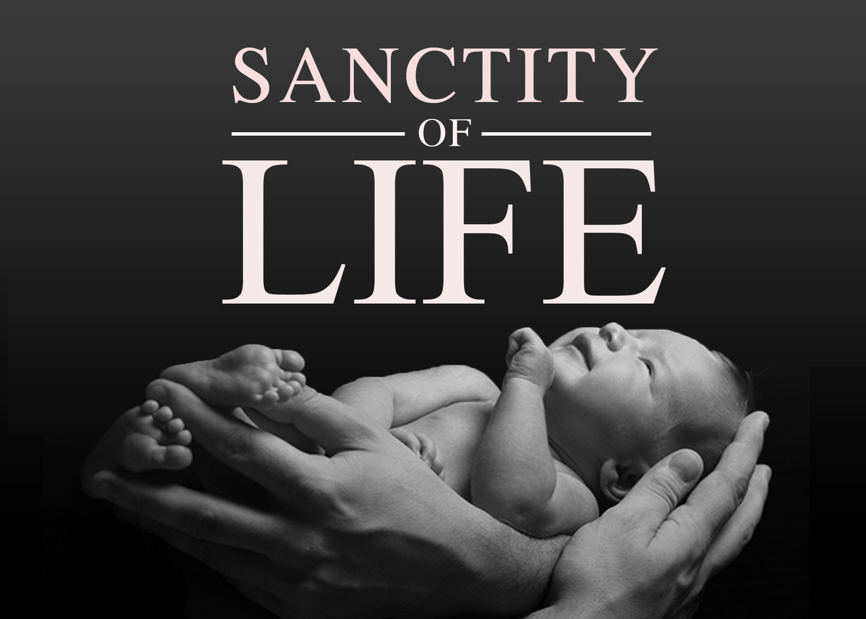 sanctity of human life essay In religion and ethics, the inviolability or sanctity of life is a principle of implied protection regarding aspects of sentient life that are said to be holy, sacred.